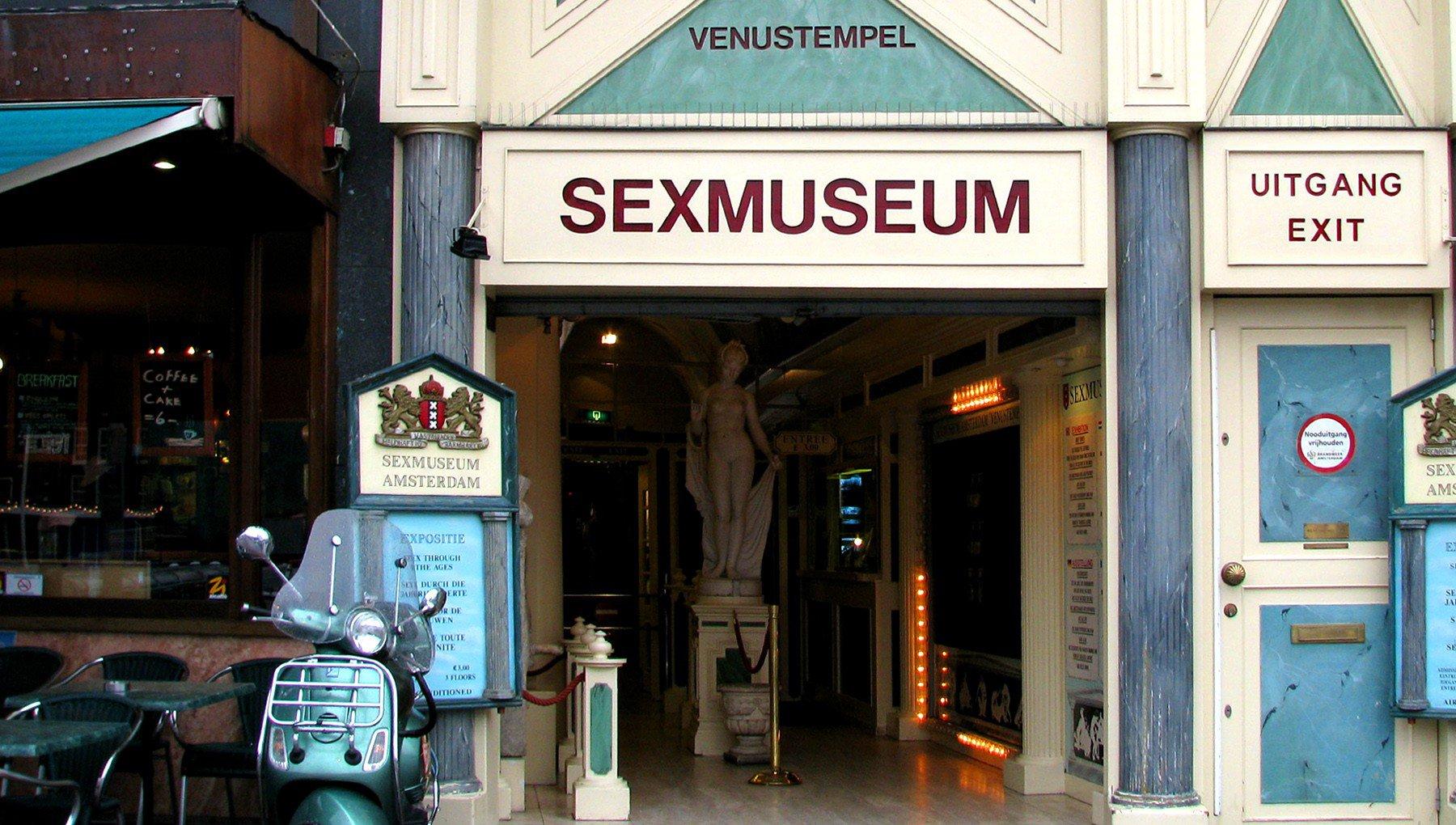 museum of sex amsterdam reviews in Newark